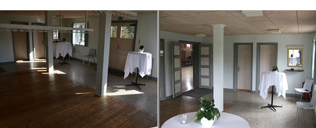 Garderobe: hyggelig ankomst og plads til overtøjet
