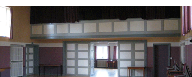 Store sal eller lille sal - samlet eller hver for sig...