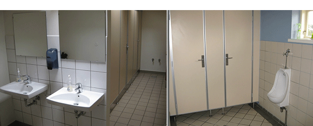 Toiletter - af nyere dato